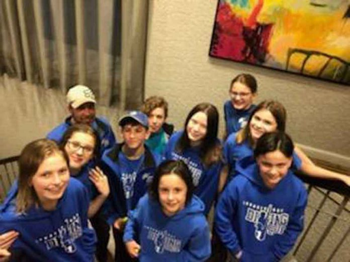 Thunder Bay Dive Club is taking nine divers to the Phoenix Invitational
