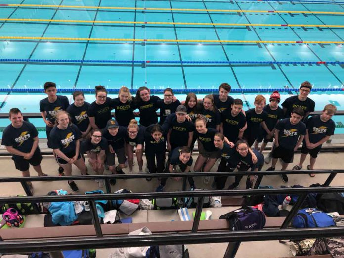 Thunderbolts Swim Team