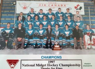TELUS Cup Countdown: '97 Kings capped off impressive run as national champs