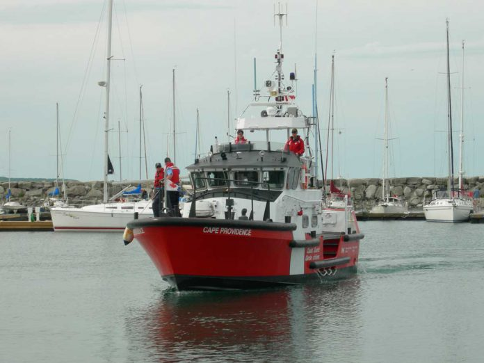 Canadian Coast Guard Cape Providence