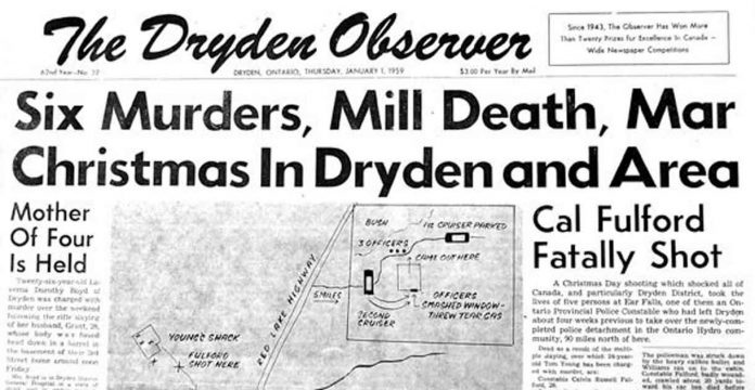 The Dryden Observer has been a weekly fixture in Dryden and Northwestern Ontario