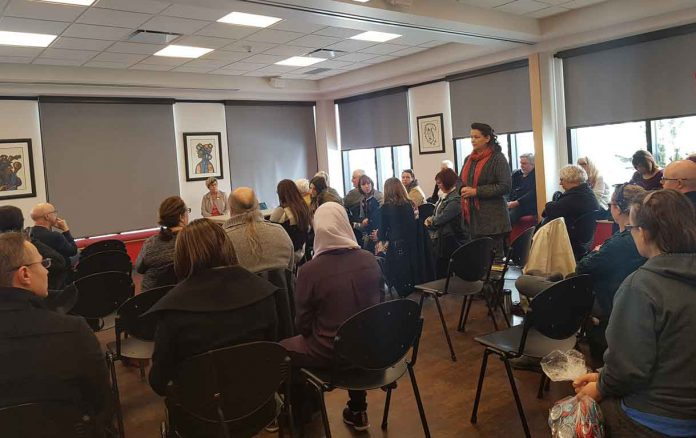 MPP Monteith-Farrell hosts education Town Hall and Day of Action