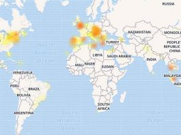 Facebook is down for many parts of the globe.