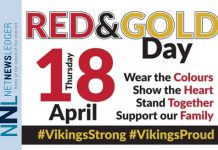 April 18 2019 Red and Gold Day