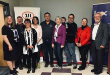 Announcement of funding toward reducing homelessness in Thunder Bay