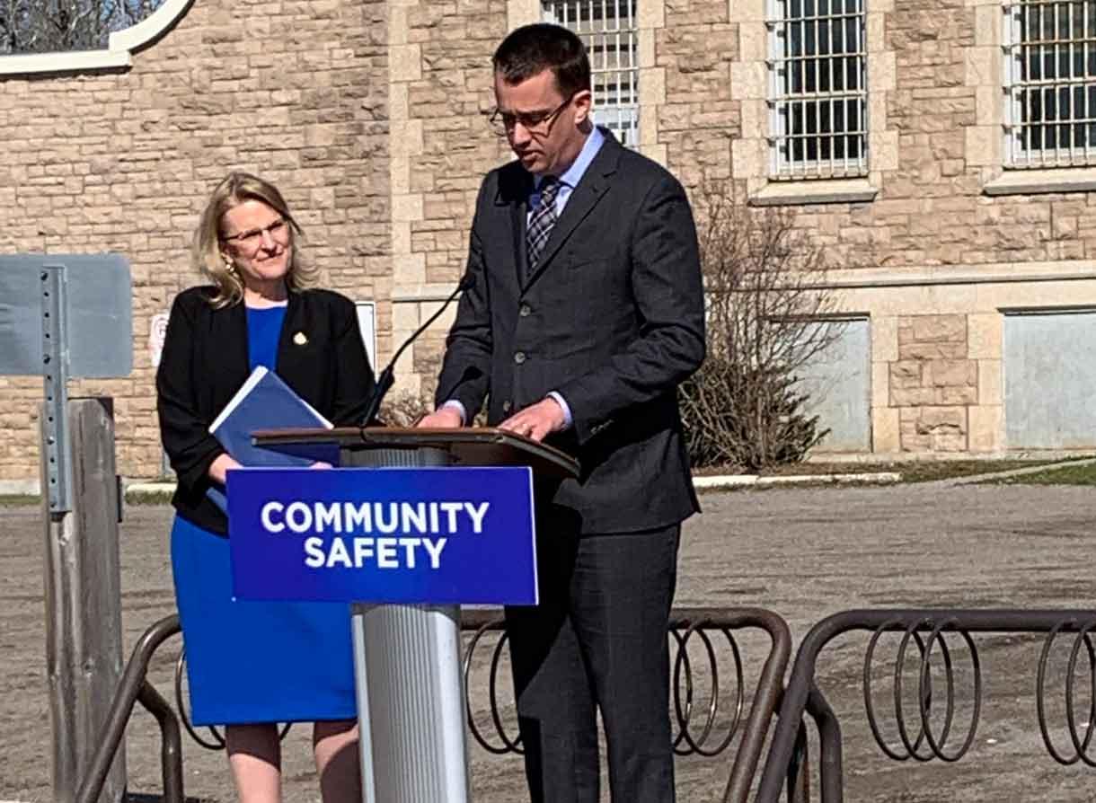Minister makes announcement on Thunder Bay Jail