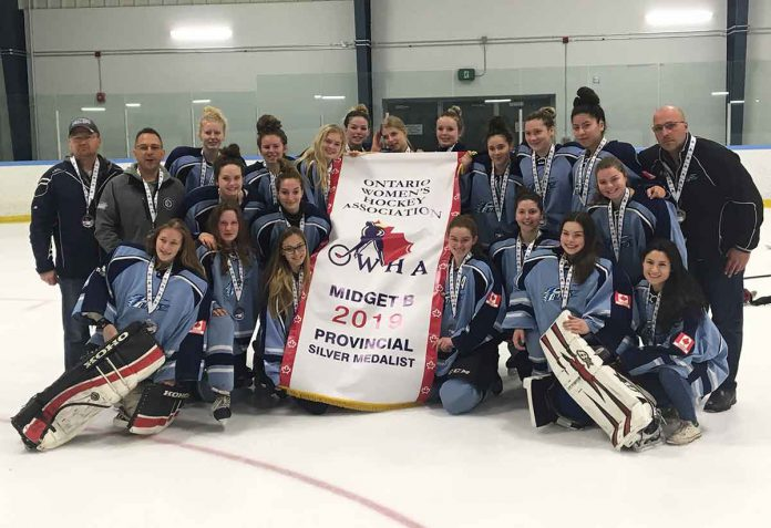 Thunder Bay women's hockey brings home silver medal