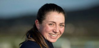 Bryony Frost is making her mark in horse racing in the UK