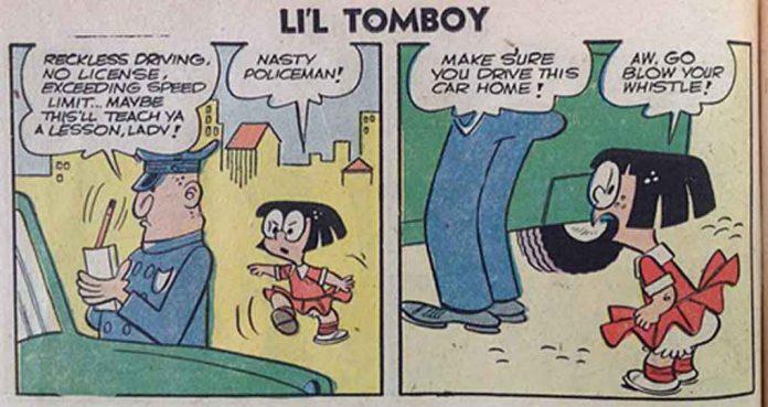 Little Tomboy