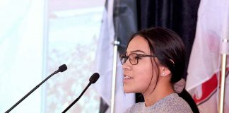 Autumn Peltier appointed Anishinabek Nation Water Commissioner