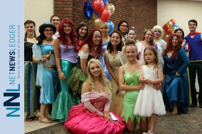 Announcing the 5th Annual Cystic Fibrosis Princess Ball