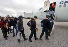 Ontario Crews Headed to fight Alberta wildfires