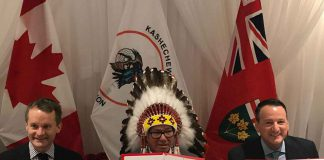 Agreement reached to move Kashechewan