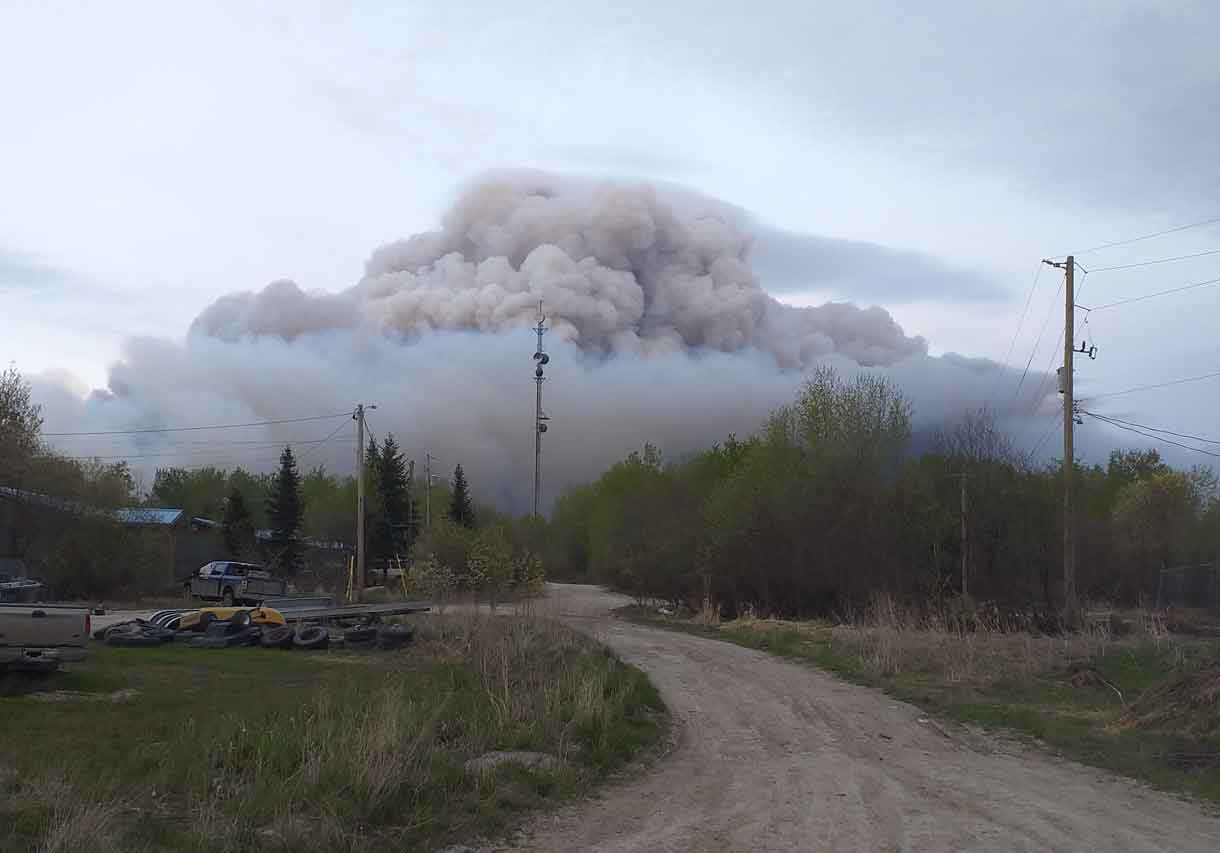 NetNewsLedger - Evacuations Starting in Pikangikum First Nation