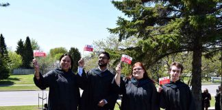 Confederation College Grads