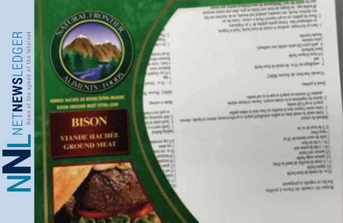 Bison Meat Recall