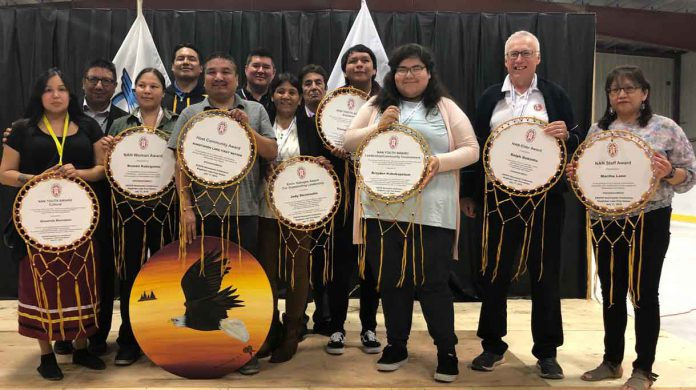 Keewaywin Awards Recognize Leadership and Accomplishments of NAN Members