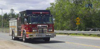 Kenora - Fire Truck