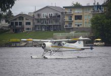 Float Plane - Lake of the Woods in Kenora