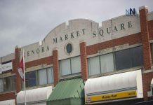 Kenora Market Square