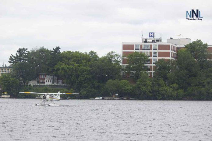 Kenora Hospital on Lake of the Woods