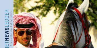 Hassan Al Mannai, founder of Al Reeh Stud