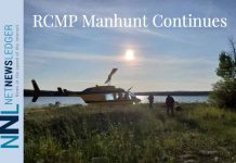 Manhunt in Manitoba continues.