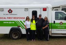 Pikangikum First Nation Directs Thunder Bay Good Neighbour Fund to St. John Ambulance