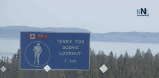 Terry Fox Scenic Lookout