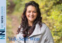 Yuk Sem Won - NDP Candidate TBRR