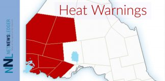Heat Warnings Aug 3 2019