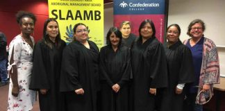 Maternal-Infant Support workers graduate