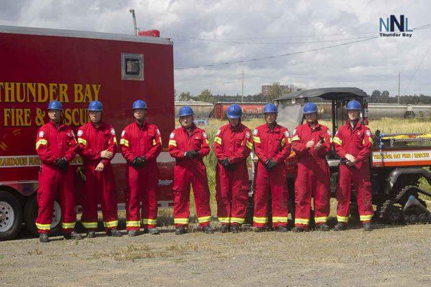 TBFR Haz Mat Team