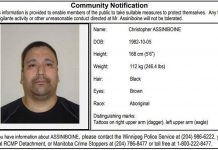 Community Notification — High-Risk Sex Offender