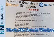 Bitcoin atm scam