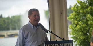 Andrew Scheer - Conservative Party Leader in Kenora