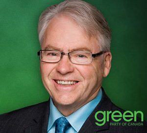 Bruce Hyer - Green Party