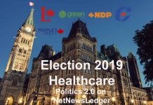 Election 2019 - Politics 2.0 Healthcare