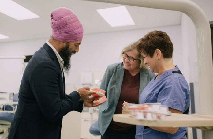 Jagmeet Singh - Our Denticare plan is a first step towards Tommy Douglas' vision – comprehensive dental care as part of our healthcare system