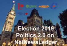 Election Coverage on NetNewsLedger.com - Canada Parliament Building at sunrise. Ottawa, Ontario, Canada.