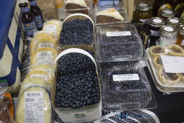 Fall blueberries in Northwestern Ontario are arguably the best in the world.
