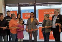 Thunder Bay-Rainy River New Democrat candidate Yuk-Sem Won office opening
