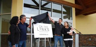 Thunder Bay Young Professional takes a Swing and Unveils On the Links Virtual Golf & Sports Bar