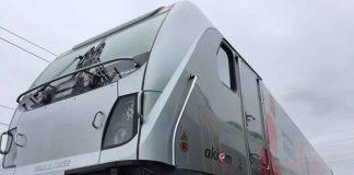 TRAXX DC3 locomotive for Poland