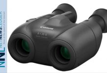 New Canon Binoculars