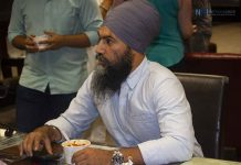 Jagmeet Singh, Leader of the New Democrats