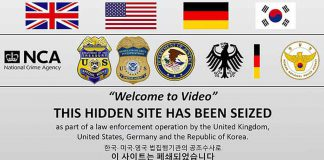 darknet website seized