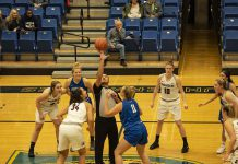 Thunderwolves drop second straight to Marauders