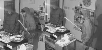 TBPS Image of suspects in Lakehead Motel Robbery