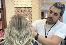 Follow Rafi Kouyoumjian to keep up with latest hair color trends
